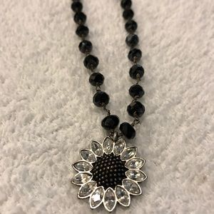 Beautiful fossil necklace